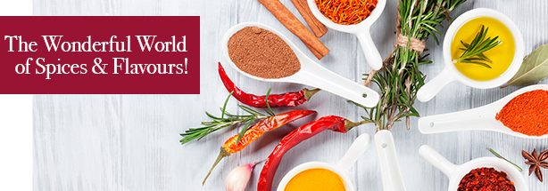 Wonderful World of Spices